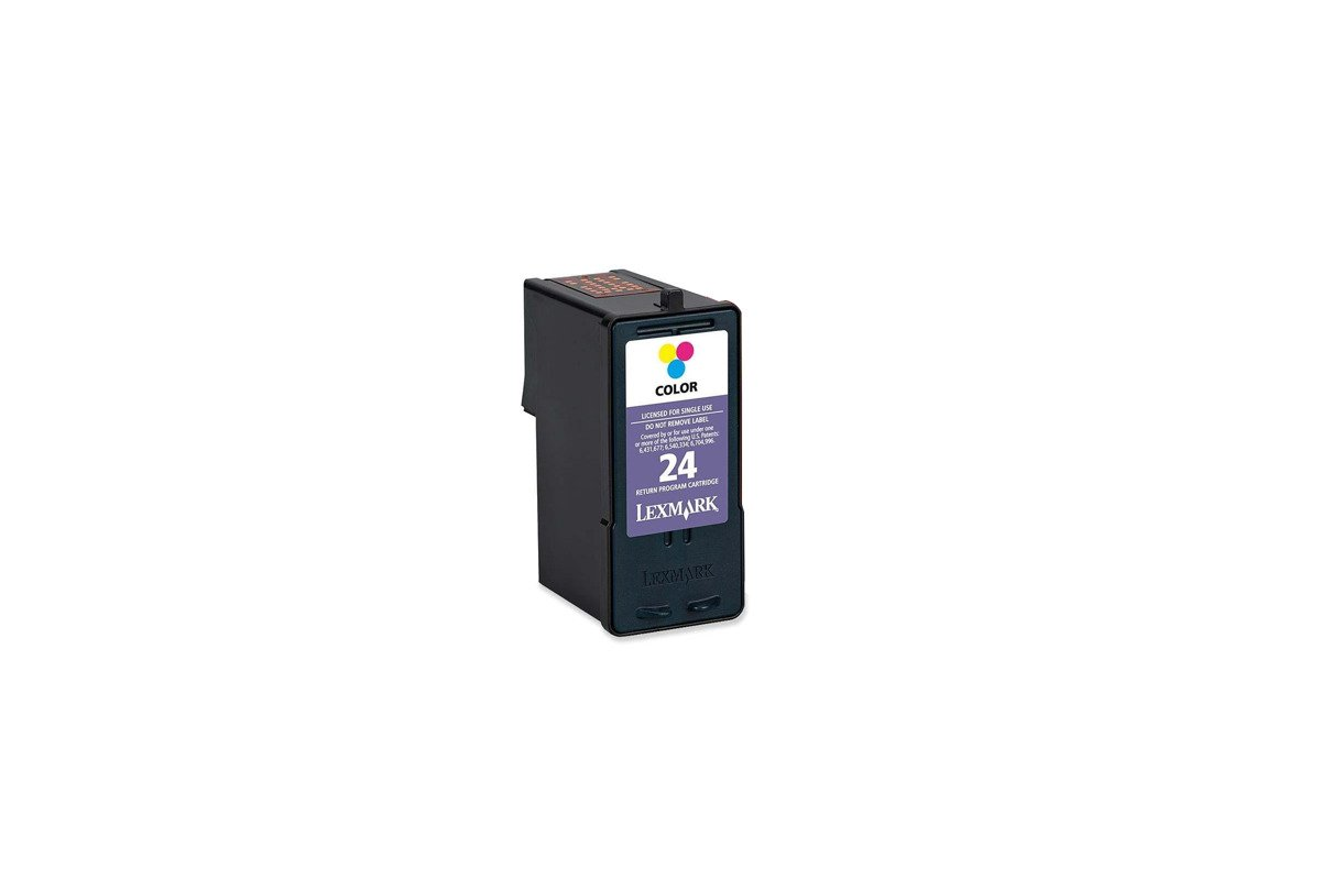 Genuine Ink Cartridge Lexmark 24 18C1524E Multicolor