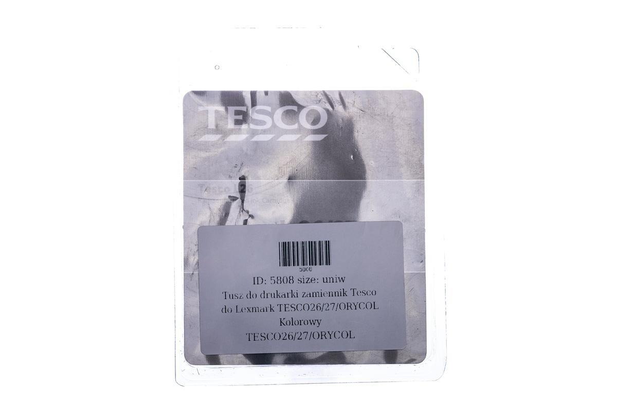 Ink cartridgesTesco Lexmark 26/27