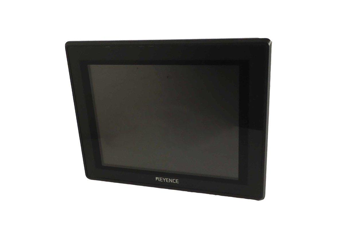 """Keyence Color LCD Monitor CA-MN81 8.4"""" 24V DC"""
