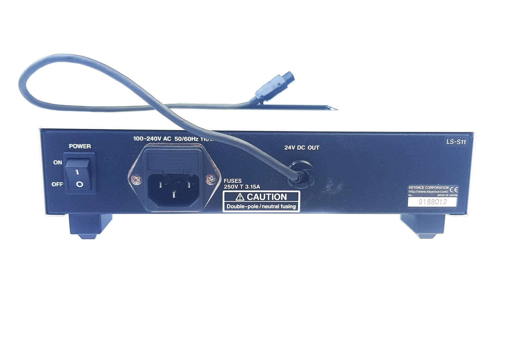 Keyence Power Supply Stand, without Power Cable LS-S11