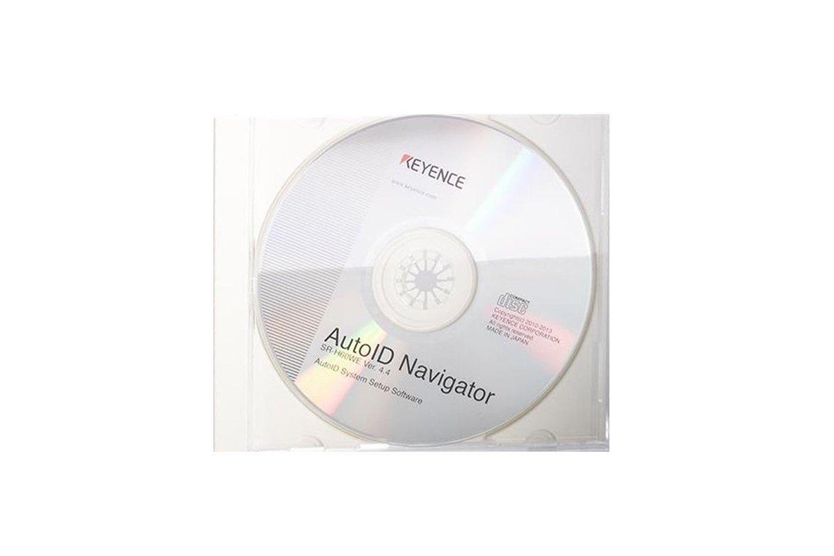 Keyence Setting Software AutoID Navigator Ver. 4.4 SR-H60WE