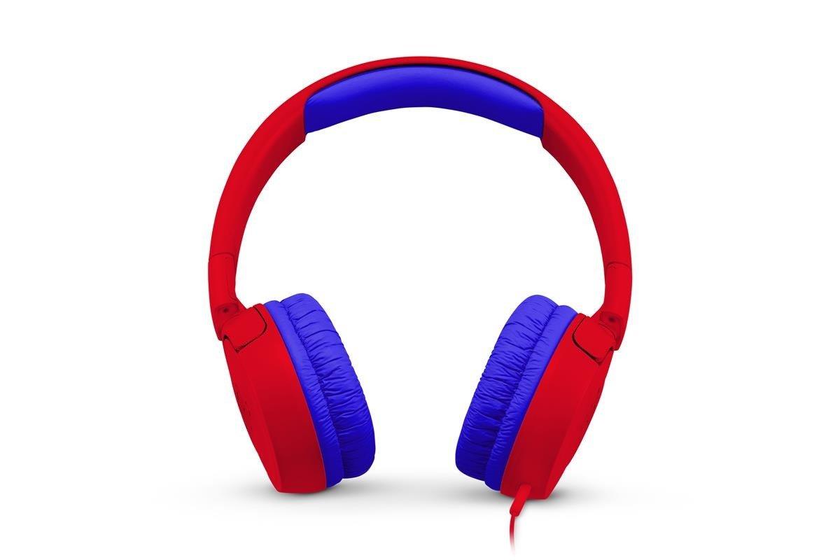 Kids On-Ear Headphones JBL JR-300 (JBLJR300RED) JR300