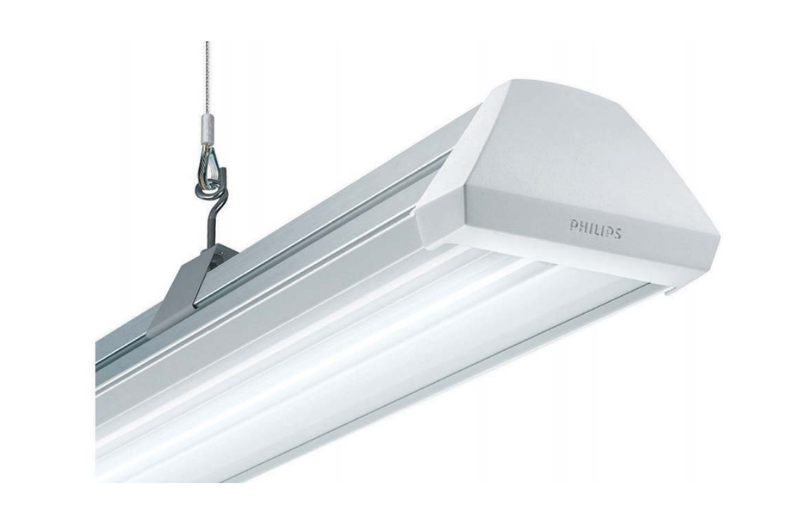 Philips TETRIX TTX150 492 2x2xTL5-49W/840 HFS M SI fluorescent luminaire