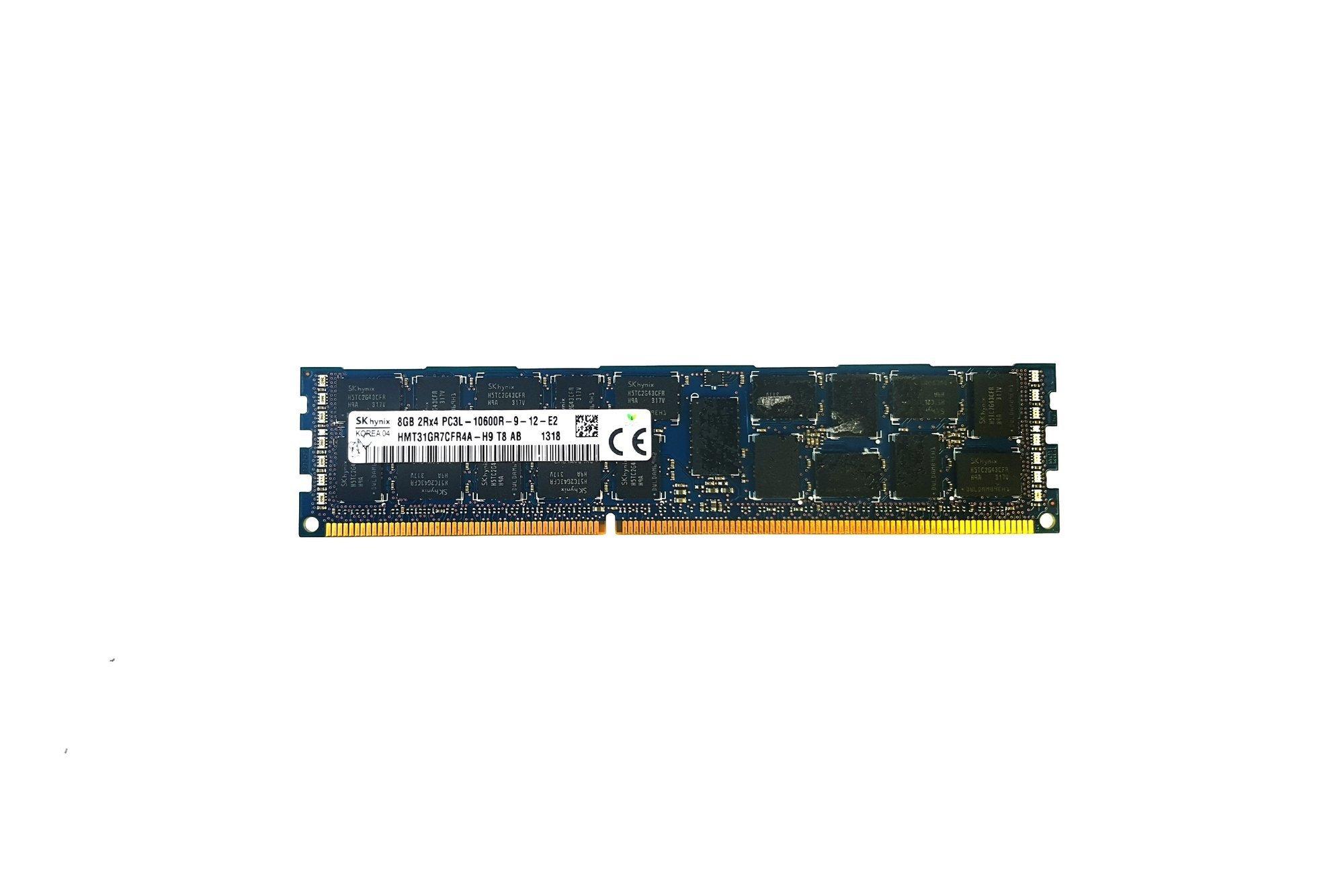 Server memory RAM REG ECC Hynix 8GB DDR3 1333 MHz HMT31GR7CFR4A-H9