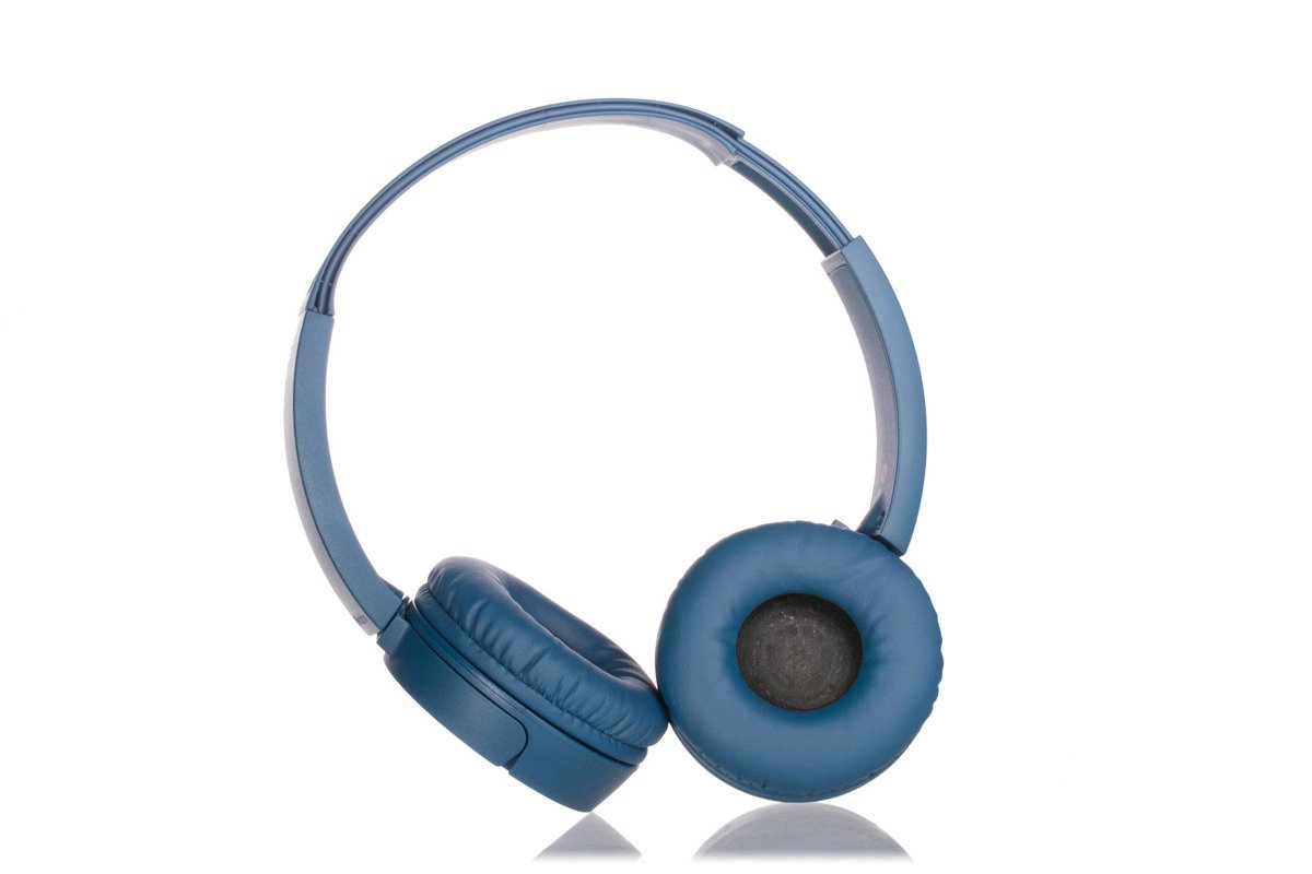 Sony MDR-ZX220BT/Blue Headphones Bluetooth Grade B