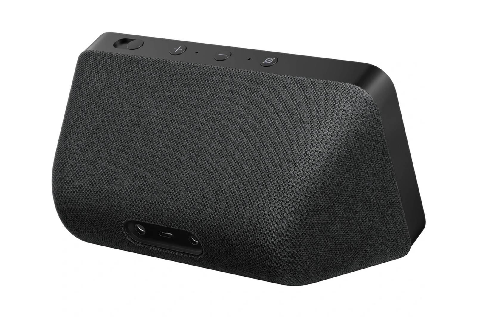 Amazon Echo Show 5' Smart Display Speaker with Alexa Charcoal