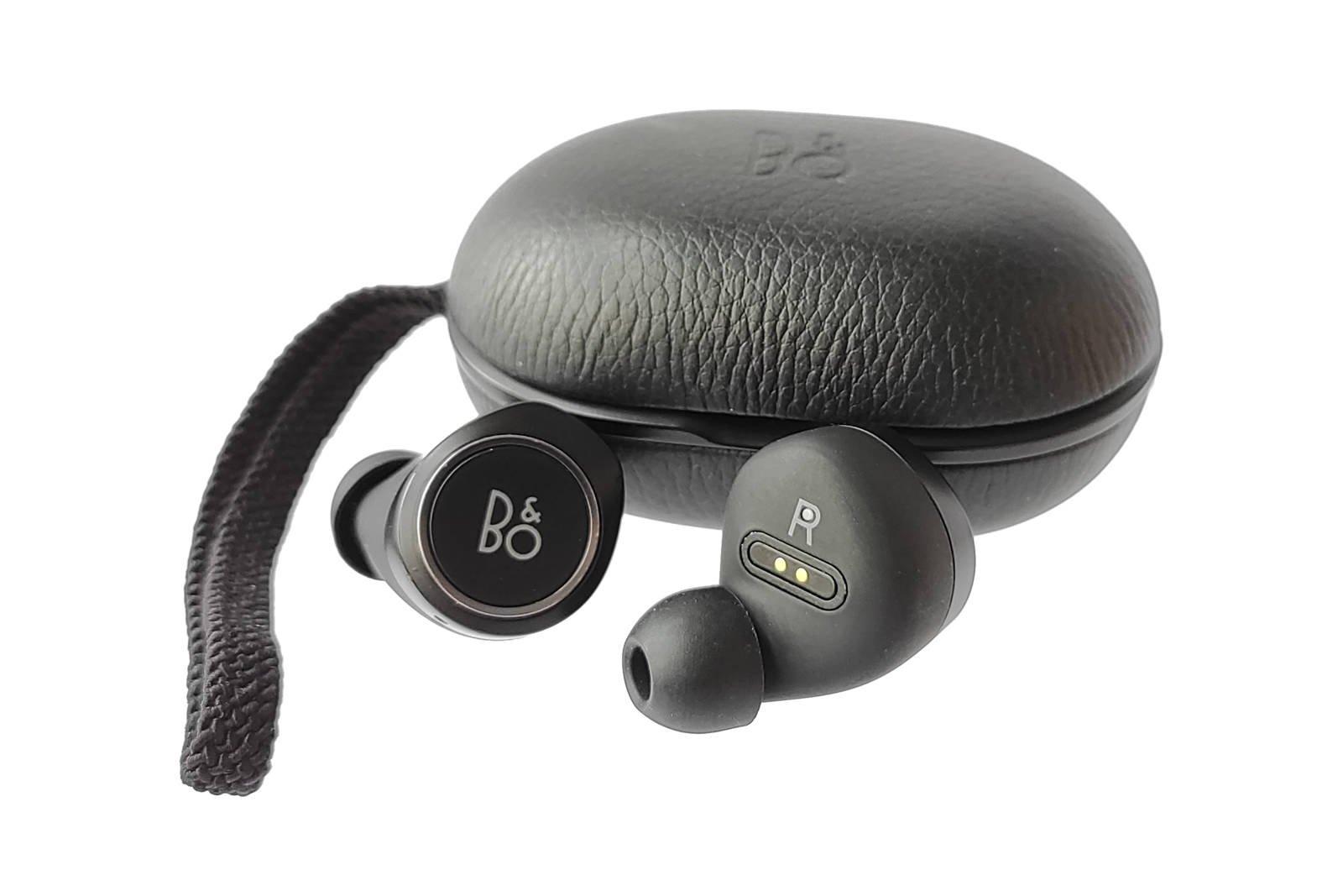 Bang & Olufsen Beoplay B8 Headphones Black