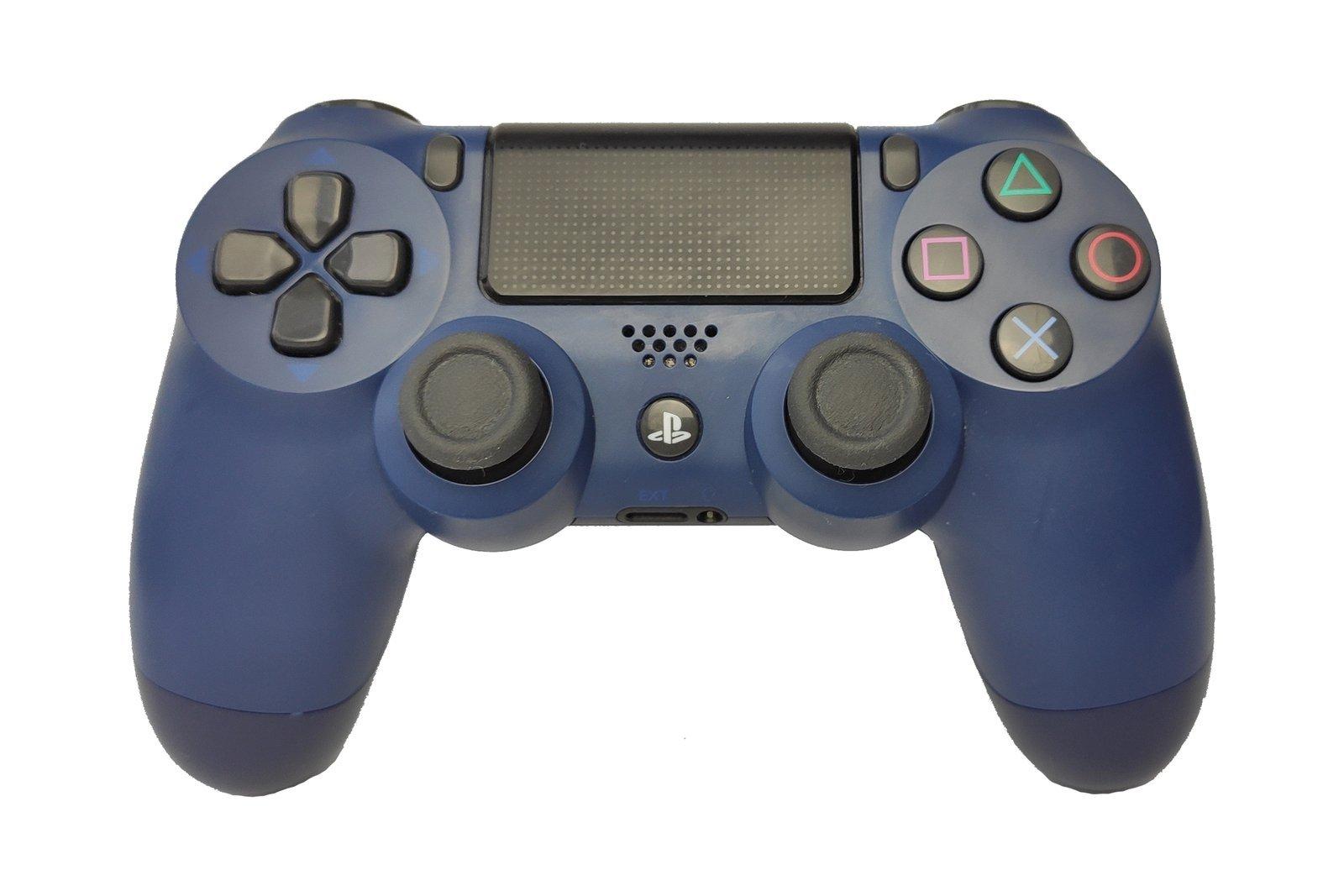 Controller Gamepad Playstation 4 PS4 v2 Midnight Blue