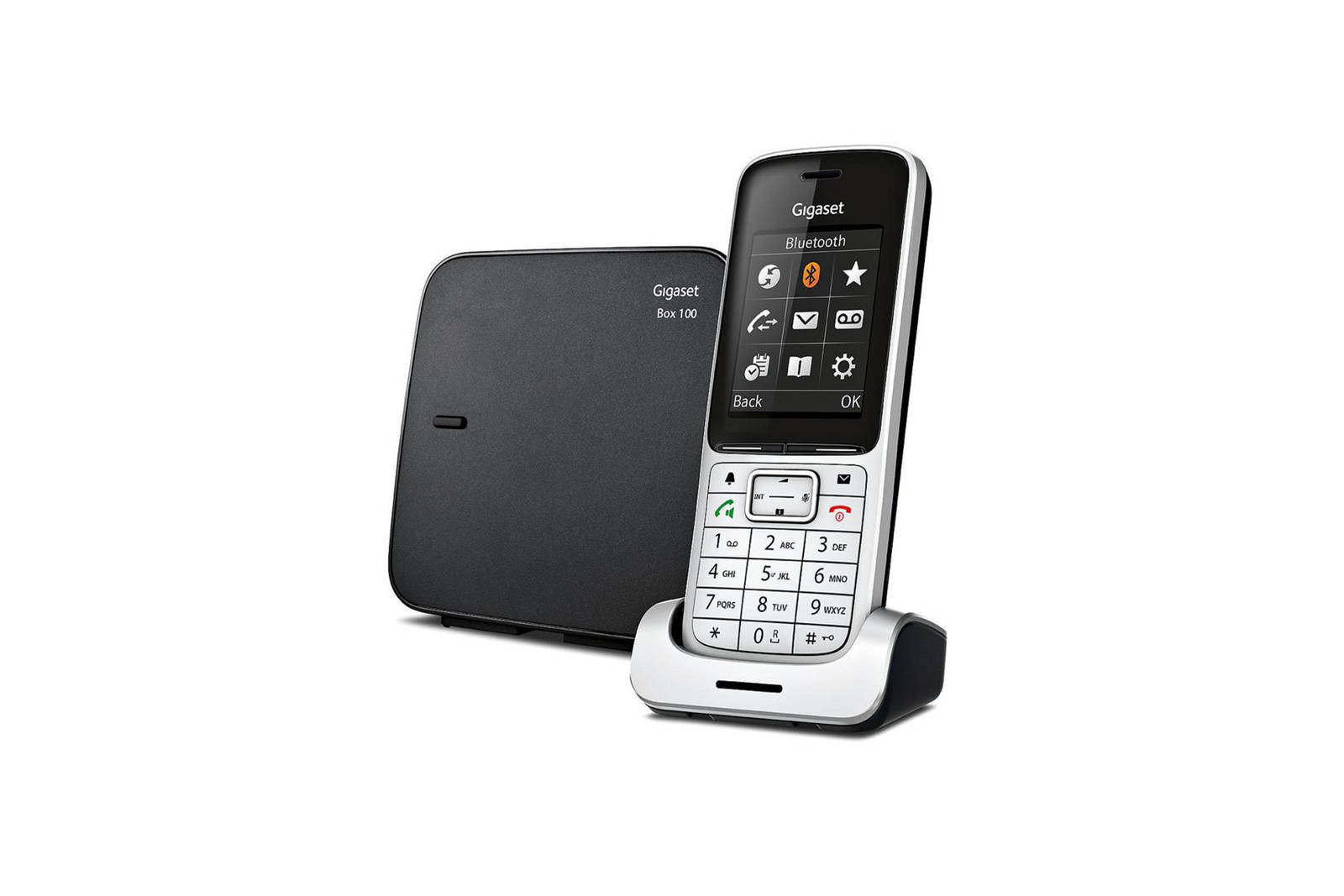 Cordless landline telephone Gigaset SL450