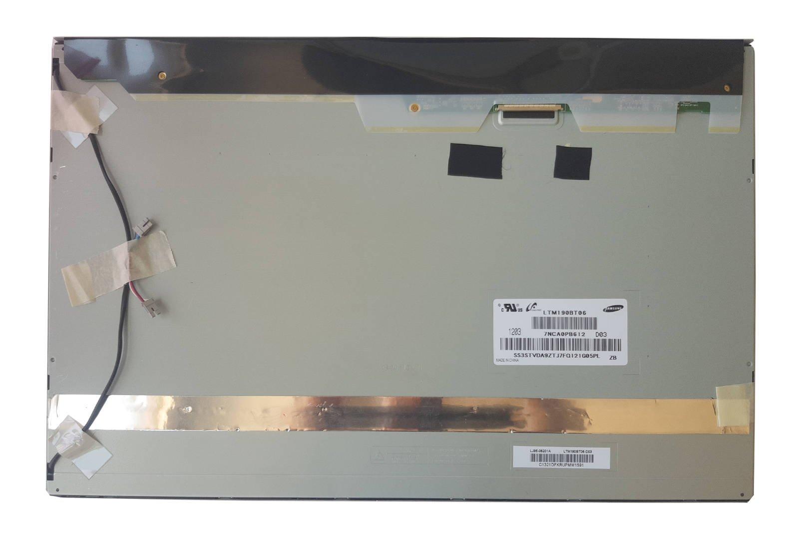 Display Panel Screen Samsung 19' LTM190BT06