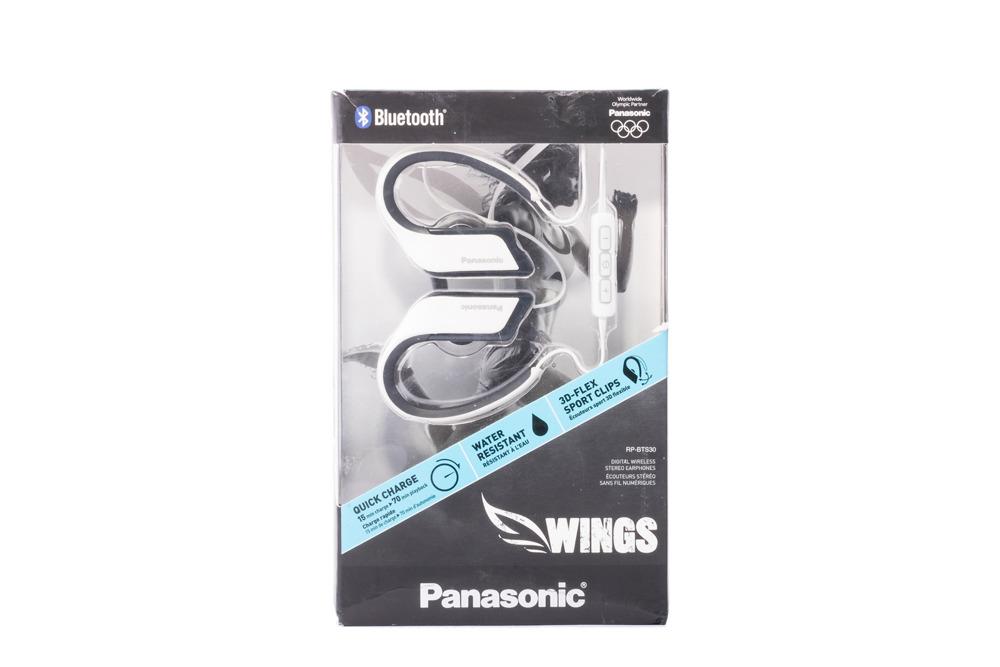 In-Ear Headphones Panasonic RP-BTS30 Black / White
