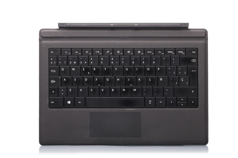 Keyboard Surface Type Cover Pro 3 Black Grade A (Spanish)
