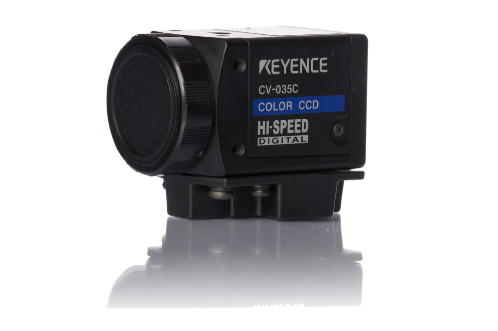 Keyence Digital Double-speed Colour Camera CV-035C