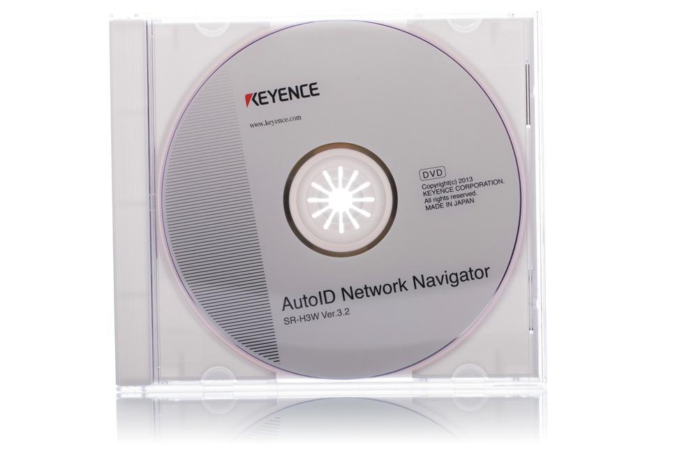 Keyence Setting Software SR-H3W CD Ver. 3.2