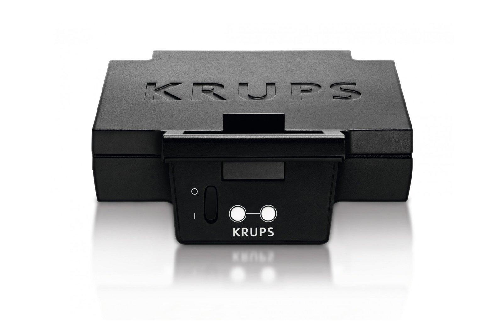 Krups Sandwichmaker FDK452 Black