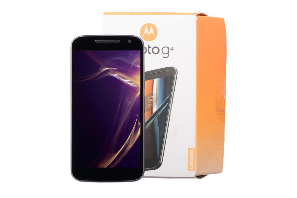 Lenovo Motorola Moto G4 16GB Black XT1622