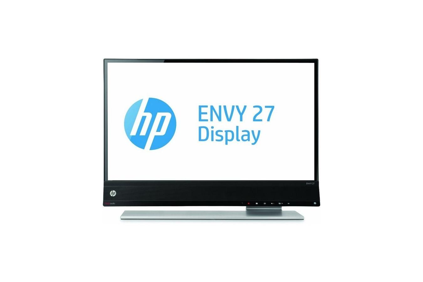 "Monitor Display HP Envy 27 68.58 cm 27"" FHD IPS LED Backlit (C8K32AA)"