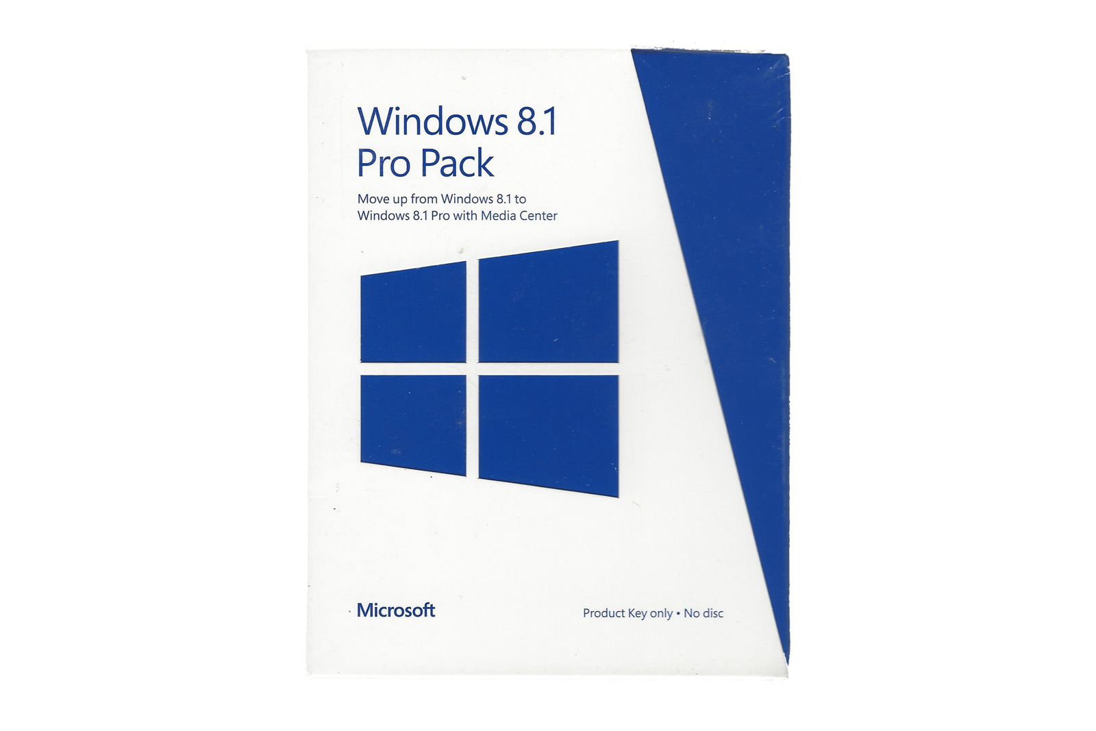 New Windows Professional Pack 8.1 5VR-00140 International PUP Medialess