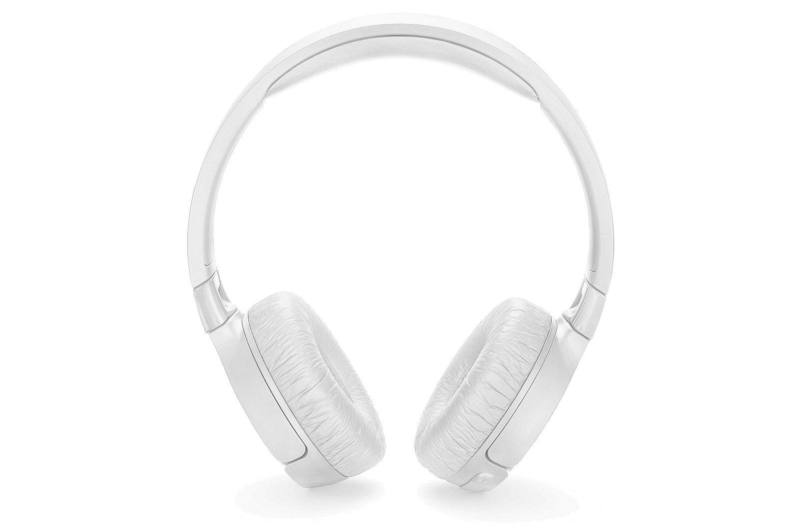 New Wireless Over-ear Noise-cancelling Headphones JBL 600BTNC TUNE600BTNC White