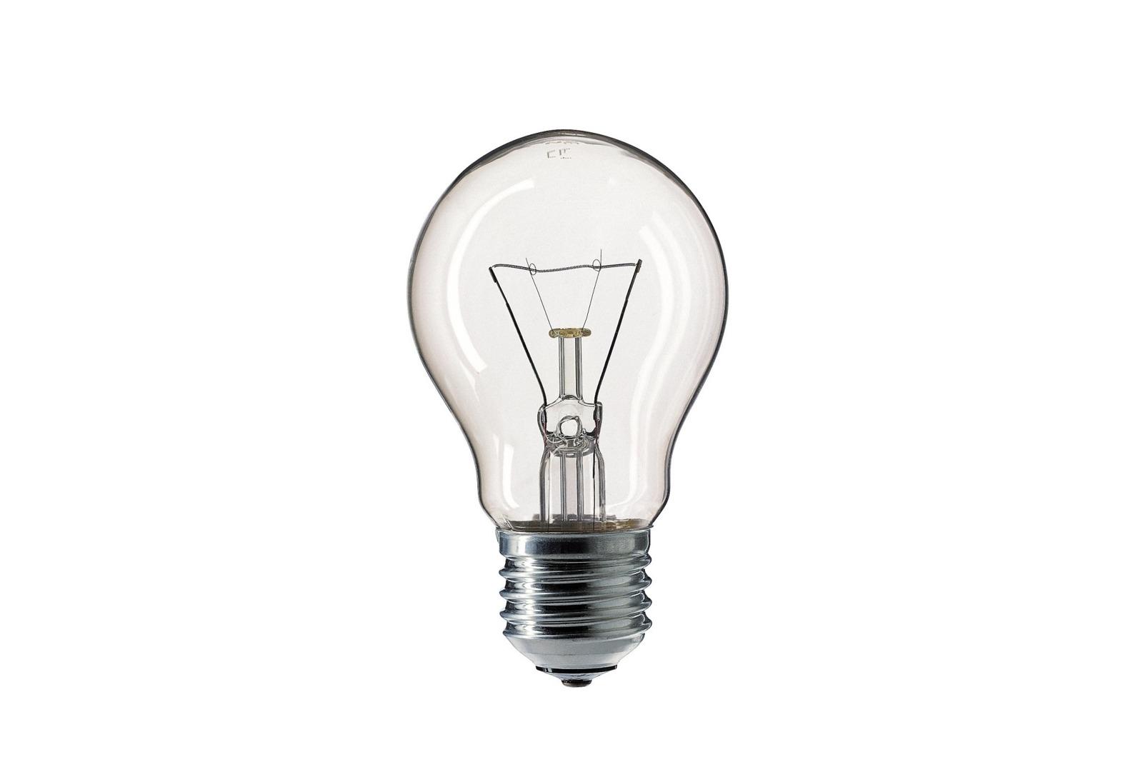 Philips Standard bulb 25W E27 120-130V A55 CL