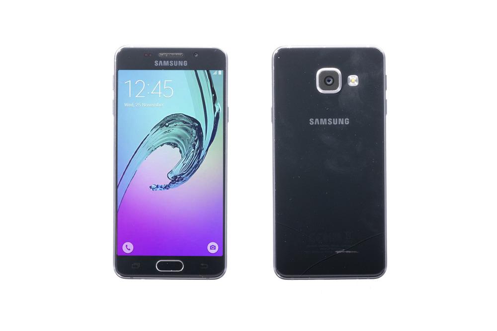 Samsung Galaxy A3 (2016) Black 16GB SM-A310F Damaged