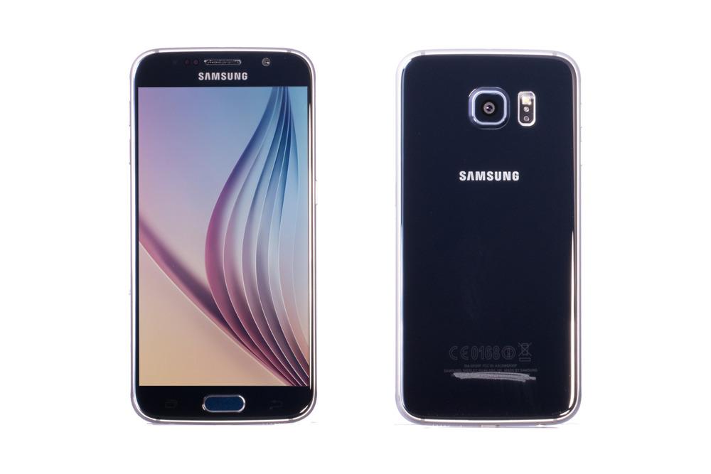 Samsung Galaxy S6 Black Sapphire 32GB SM-G920 Grade B replacement box