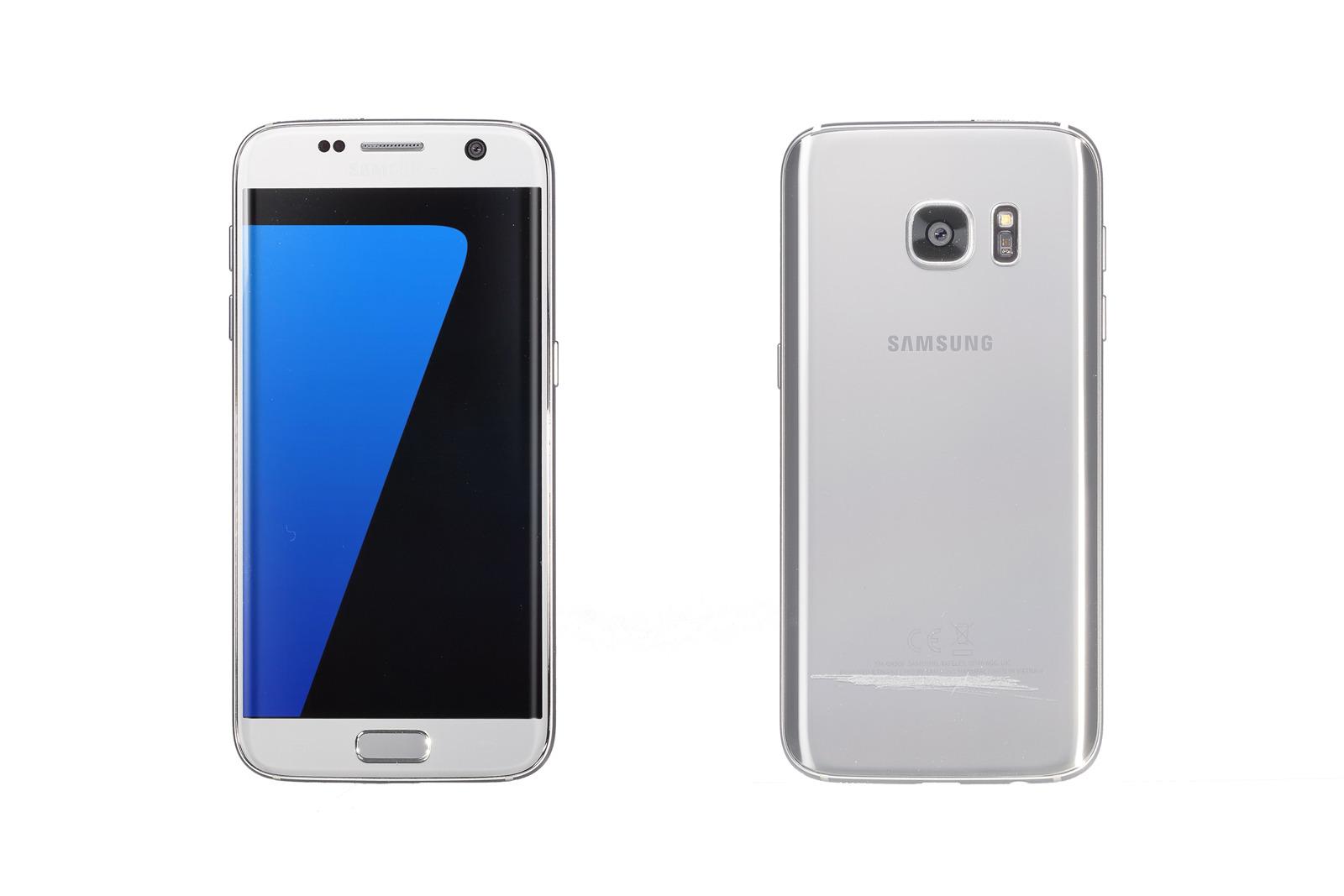 Samsung Galaxy S7 Silver Titanium SM-G930F Grade B
