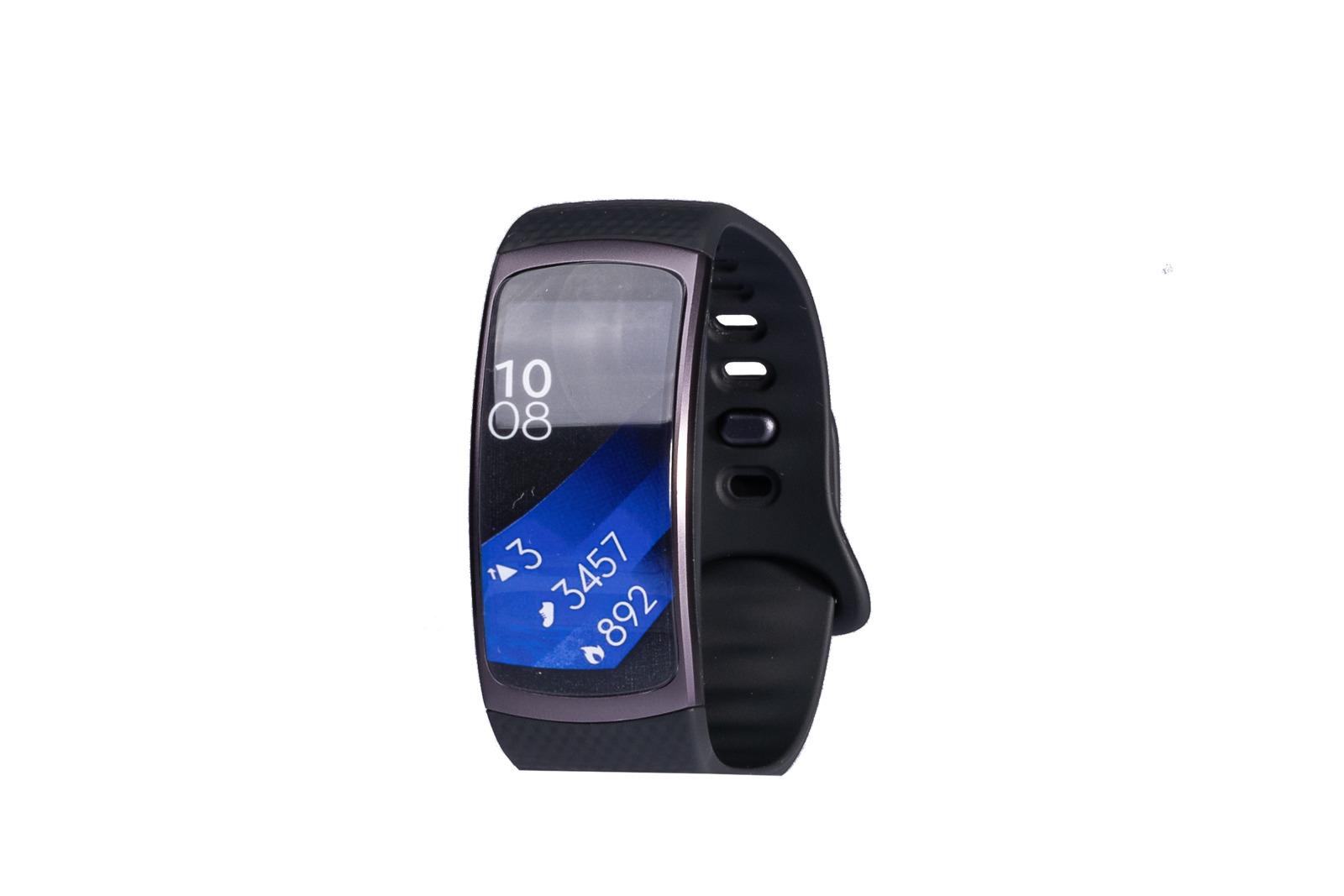 Samsung Gear Fit2 Black size S grade A