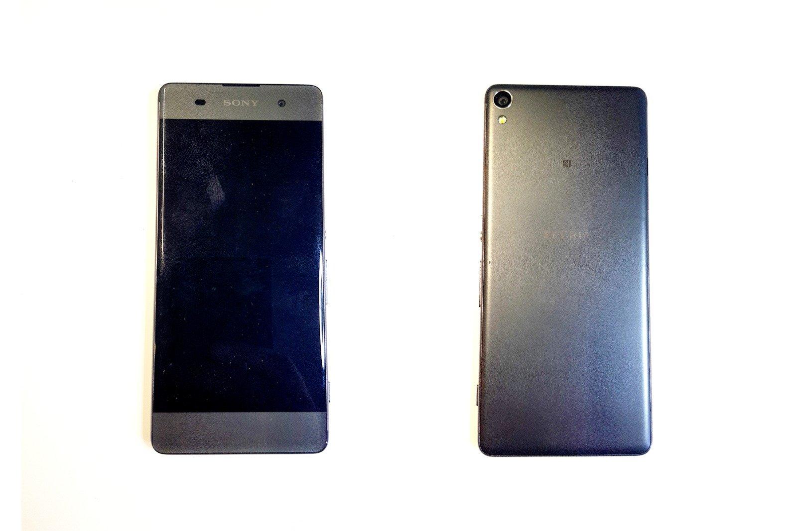 Sony Xperia XA Black 16GB F3111 Damaged / Faulty