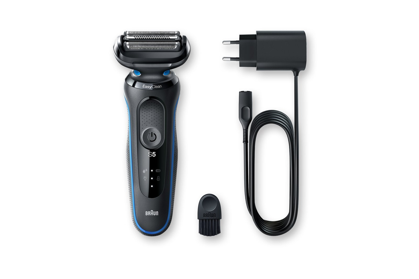 Wet and dry shaver Braun Series 5 50-B1000s Blue