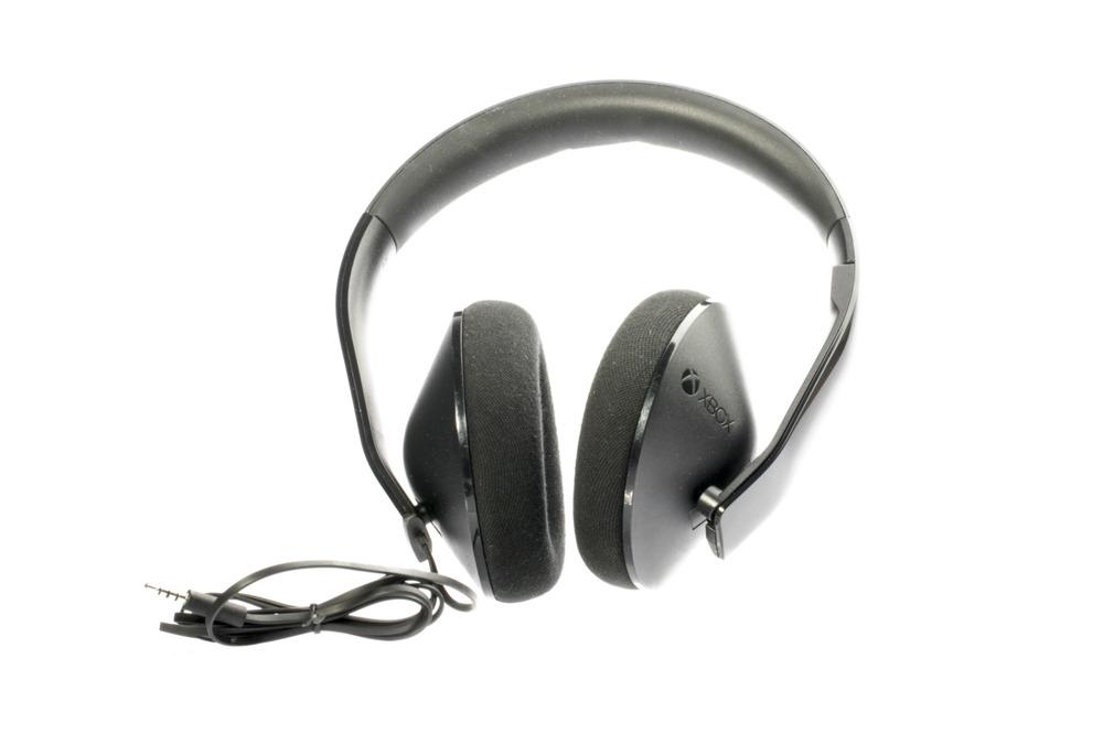 Xbox One Stereo Headset Black No Microphone